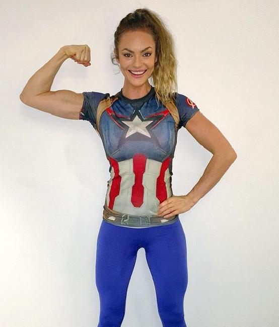 Emily Skye fitness coach, Instagram star