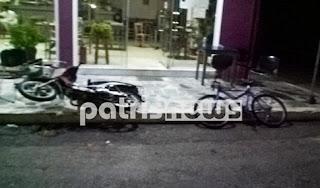 Επίθεση με τρακτέρ σε καφενείο στα Καβάσιλα