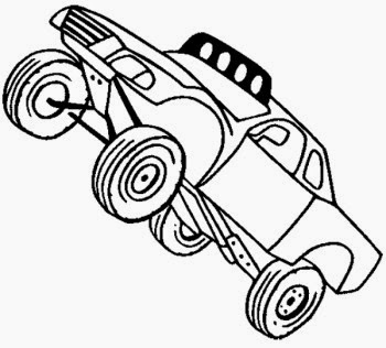 Coloring Pages: Cars Coloring Pages Free and Printable