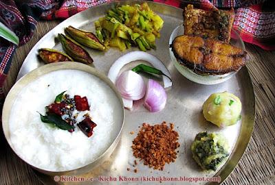 Paanta bhaat