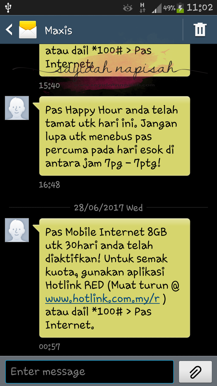 pas happy hour maxis