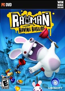 Rayman Raving Rabbids - PC (Download Completo em Torrent)