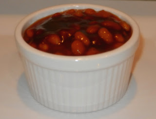 Slow Cooked Honey Chipotle Barbecue Pork Chops And Beans