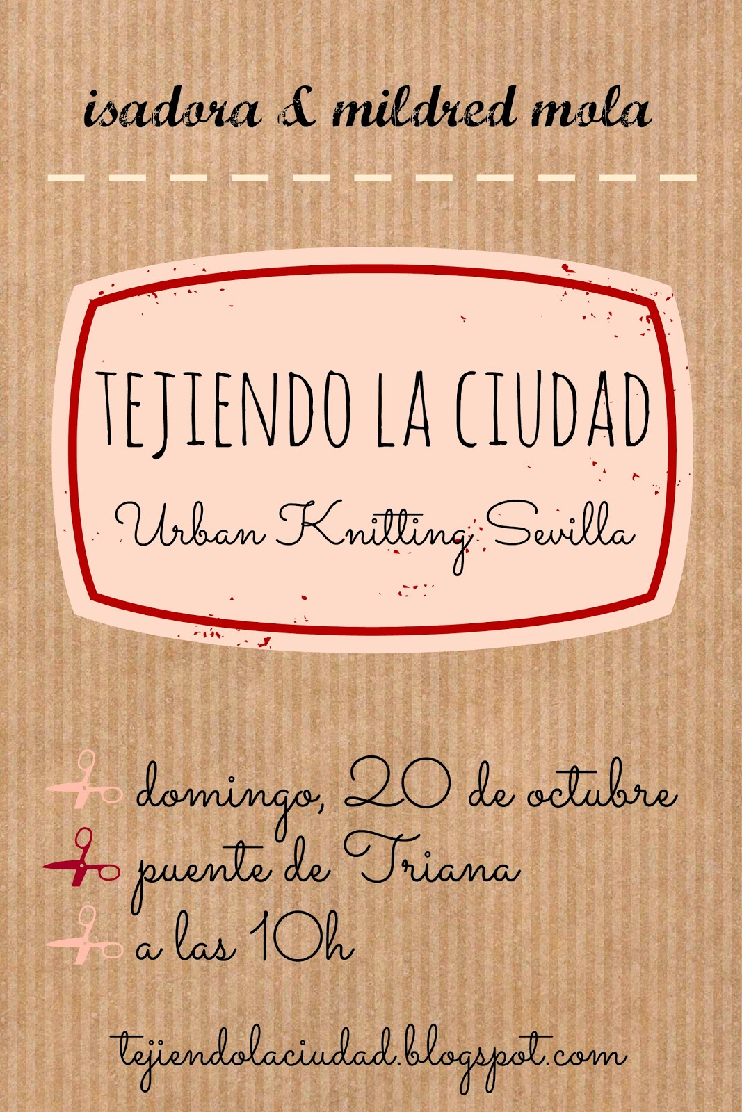 Urban Knitting Tejamos Triana