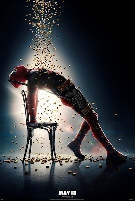 deadpool ryan reynolds x-men film plakat poster