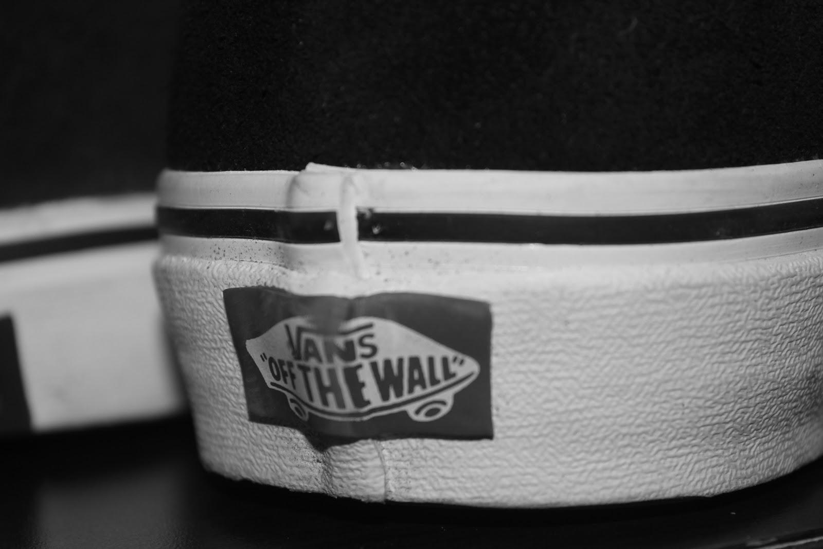 Cara Membedakan dan Membeli Sepatu Vans Original atau Palsu (Fake ... a0f9e8866