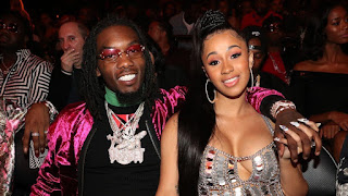 New dad, Offset arrested for gun possession
