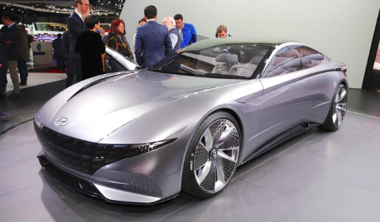 2020 Hyundai Sonata concept