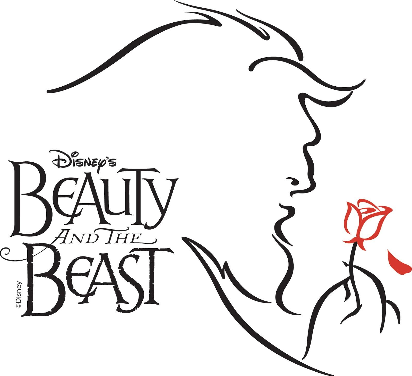 Perfecto La Bella Y La Bestia Rosa Para Colorear Inspiración ...