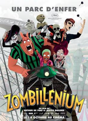 Zombillénium 2017 DVD R1 NTSC Latino