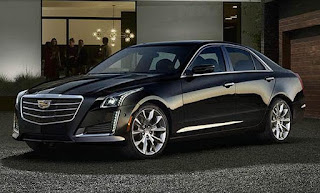 Cadillac CTS exteriors:xenon high intensity discharge