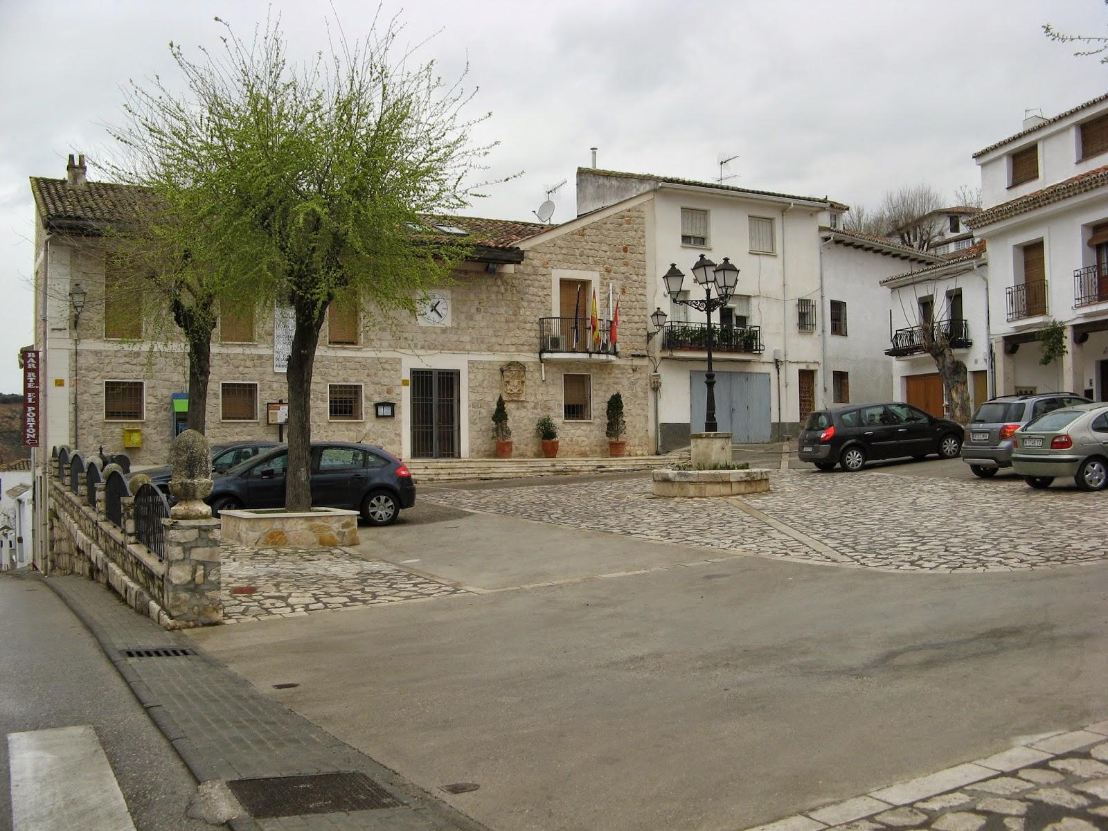 Rincones ibericos olmeda de las fuentes comunidad de for Olmeda de las fuentes casas