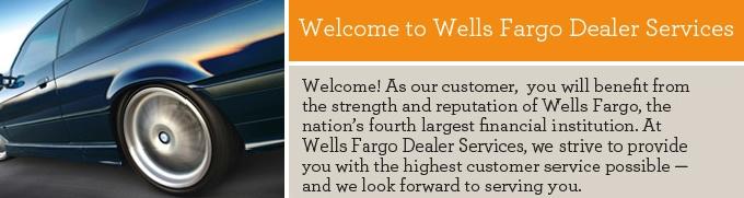 Wells Fargo Dealer Services Car Loan