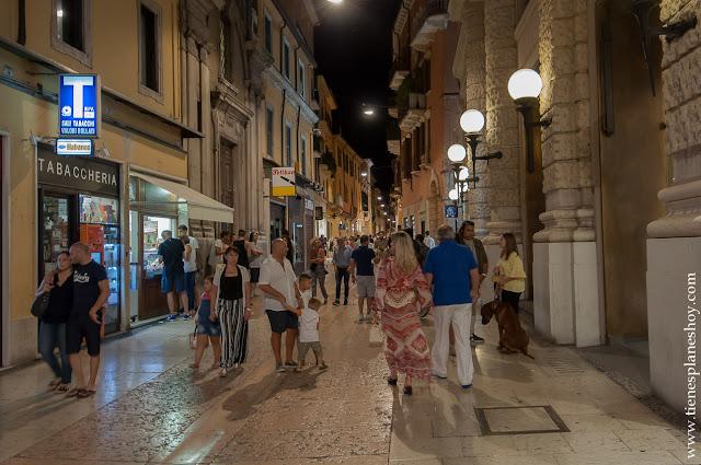 Verona viaje norte Italia 15 dias ciudades imprescindibles