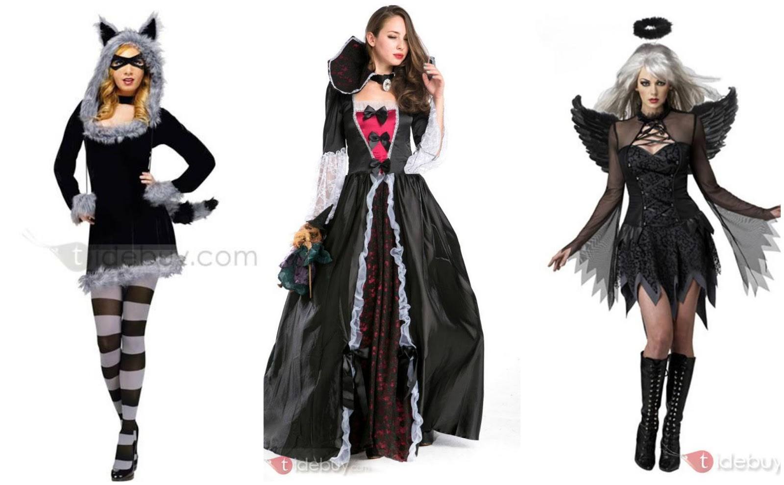 halloween costumes from tidebuy