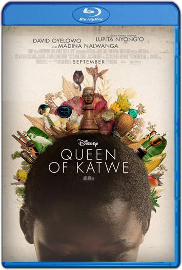 Reina de Katwe (2016) HD 1080p Latino