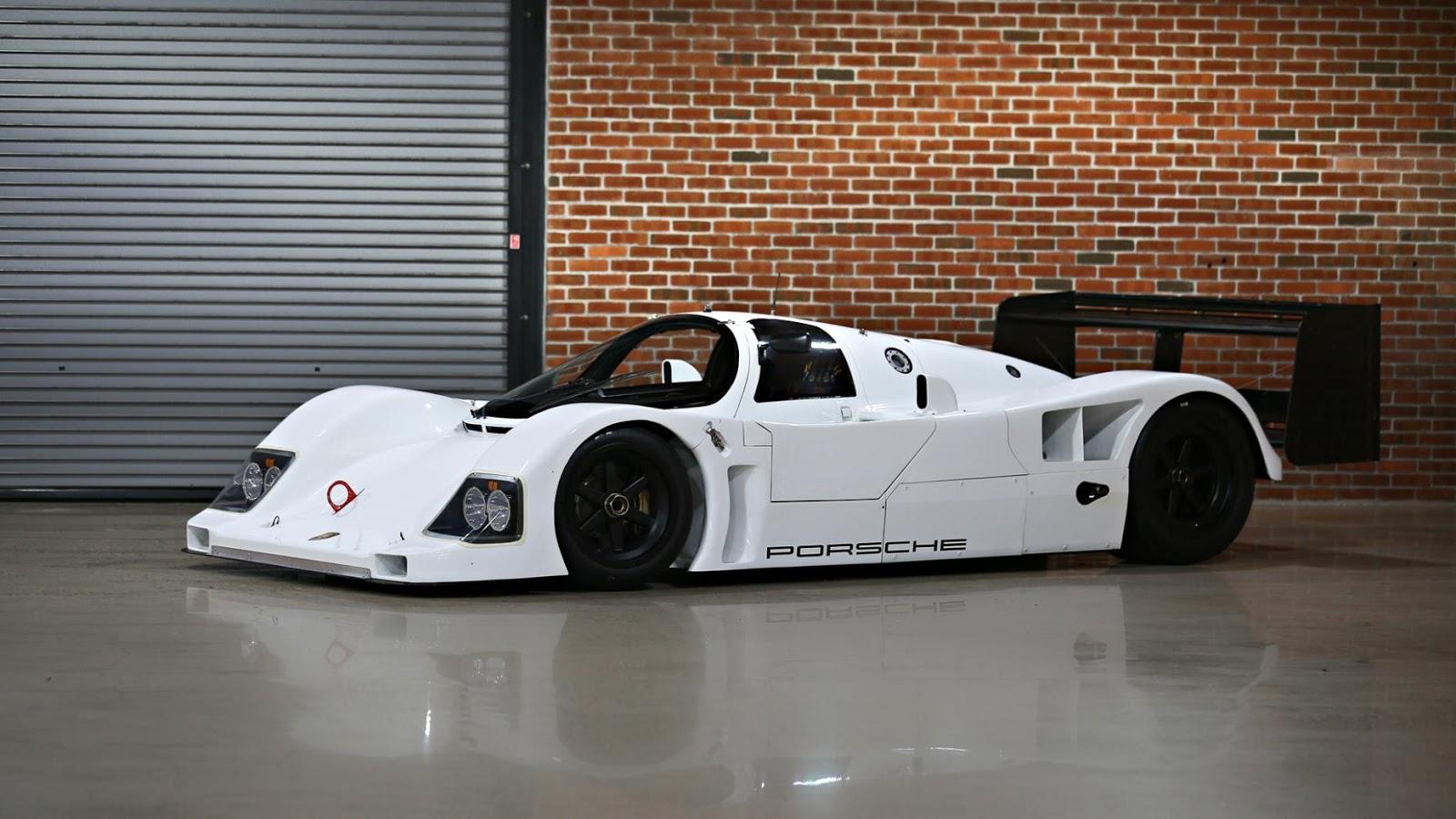 1990 Porsche 962C Coupe: $1,650,000
