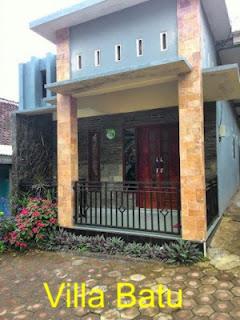 Villa Murah Abang Yasin Batu Malang