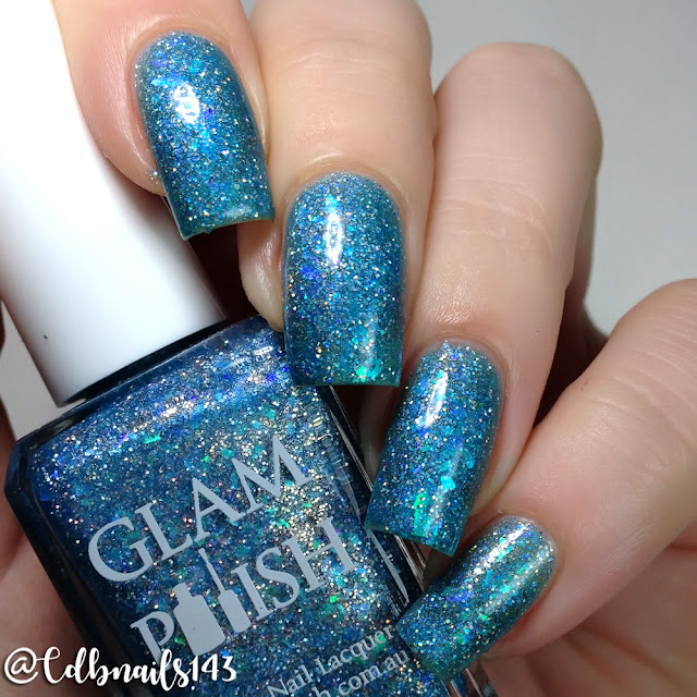 Glam Polish-Flakie On The Lakie