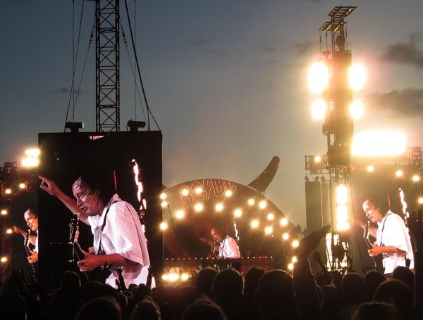 PauMau blogi nelkytplusblogit ac dc kokoonpano konsertti suomi 2015 angus young kitaristi konserttikuvia