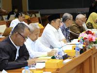 DPR dan Pemerintah Sepakati Tambahan Anggaran Biaya Haji Sebesar Rp.360,5 M