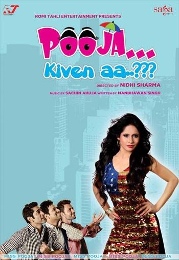 Pooja Kiven Aa 2014 Punjabi 720p HDRip 900mb