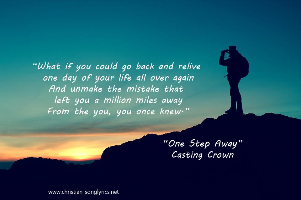 Casting crown lyrics