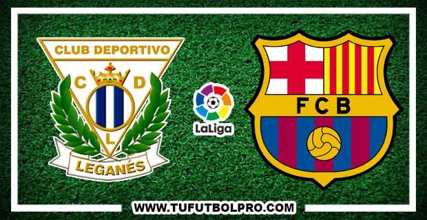 Ver Leganés vs Barcelona EN VIVO Por Internet Hoy 18 de Noviembre 2017