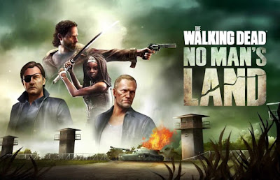 The Walking Dead No Man's Land Apk + Data for Android