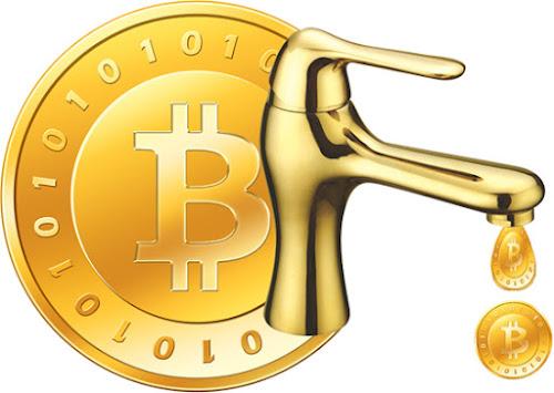 Cara Menghasilkan Uang Dirumah dengan Faucet Bitcoin