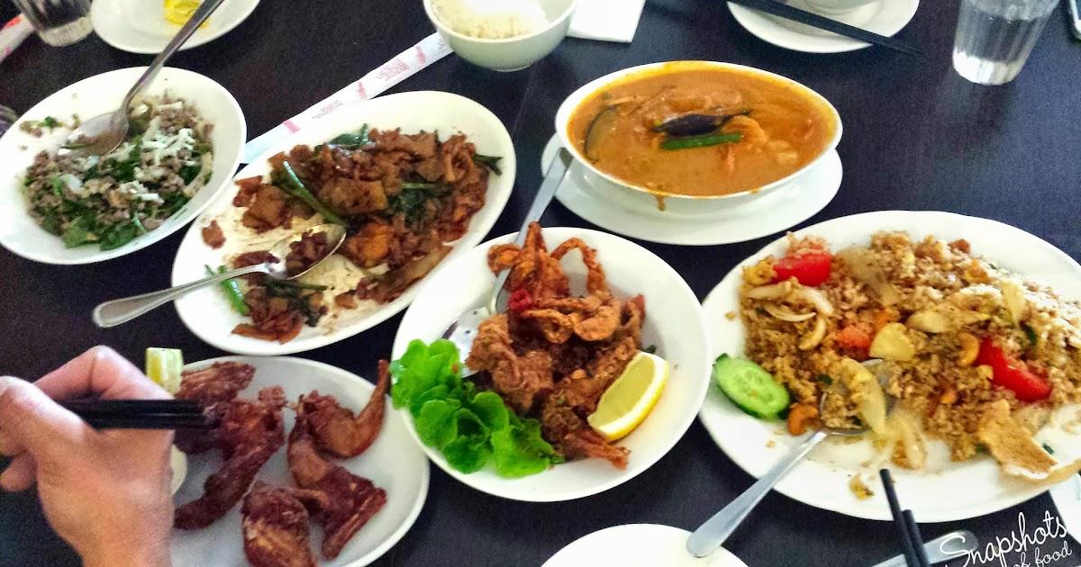 Thai Food Zomato Williams Landing