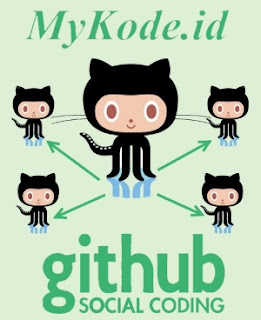 Membuat akun GitHub