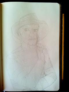 Freddy sketch