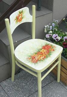 Krzesło na licytację