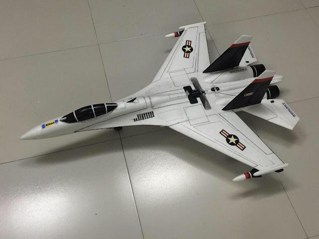 máy bay điều khiển từ xa su khối27_5