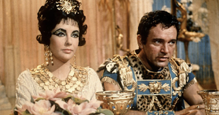"Liz Taylor and Richard Burton Survived ""Cleopatra,"" Can JLaw and Darren Aronofsky Overcome ""Mother!""???"