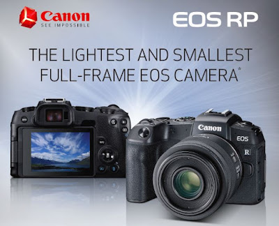 Download EOS RP Full-Frame Mirrorless PDF Product Brochure