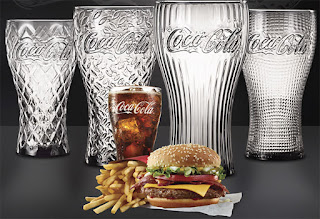 Verres Coke Mcdonalds Coca-cola