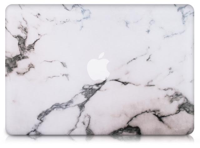 Marble Stone Effect Sticker MacBook Pro MacBook Air