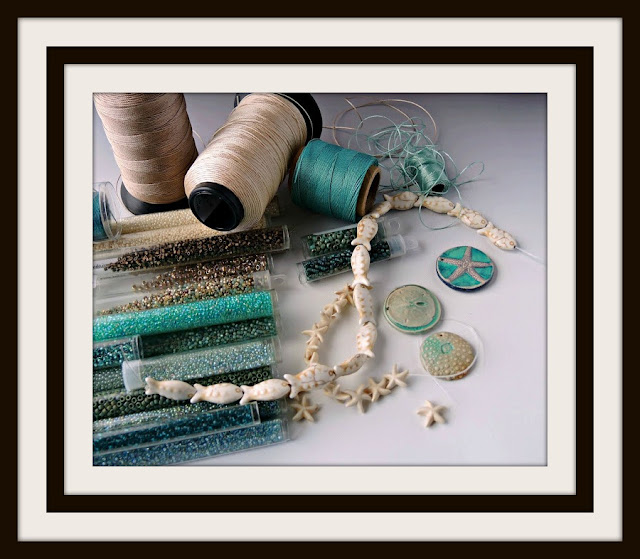 http://lovemyartjewelry.blogspot.com/2016/05/starfish-color-palette-challenge.html