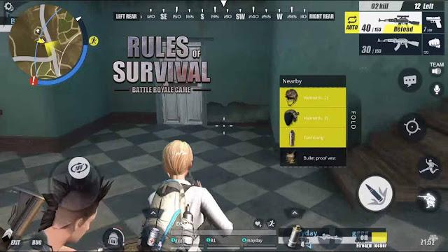 Download Rules of Survival MOD APK Terbaru