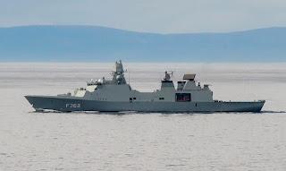 Fregat Kelas Iver Huitfeldt Incaran TNI AL