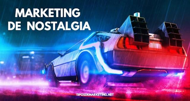 marketing de nostalgia