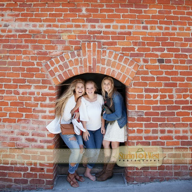 Atascadero Photography Studio - Senior Portraits - San Francisco Senior Portrait Photoshoot - Studio 101 West Photography