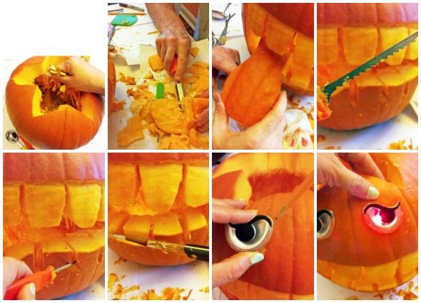 calabaza, halloween, manualidades, fiestas, diys, crafts, infantil