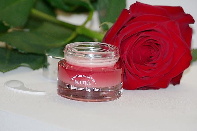 Oil Blossom Lip Mask Petitfee