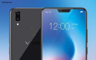 Vivo V9 Pro With Display Notch, Snapdragon 660, India Price 17,990 INR 6GB RAM/ 64GB