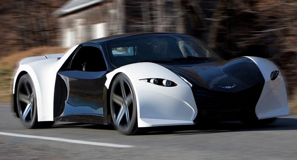Производство электрокара Dubuc Motors Tomahawk стартует в 2018