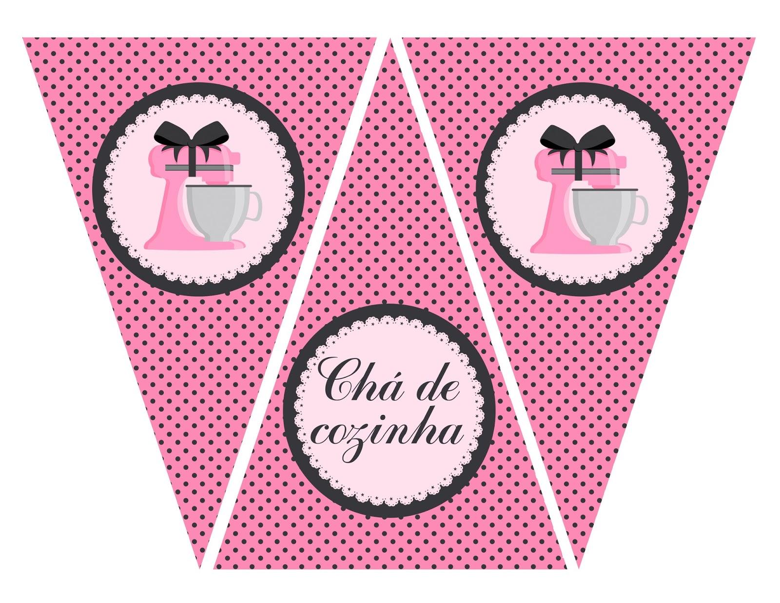 Professora Michelle Ch De Panela Casa Nova ~ Lista Chá De Cozinha Pronta