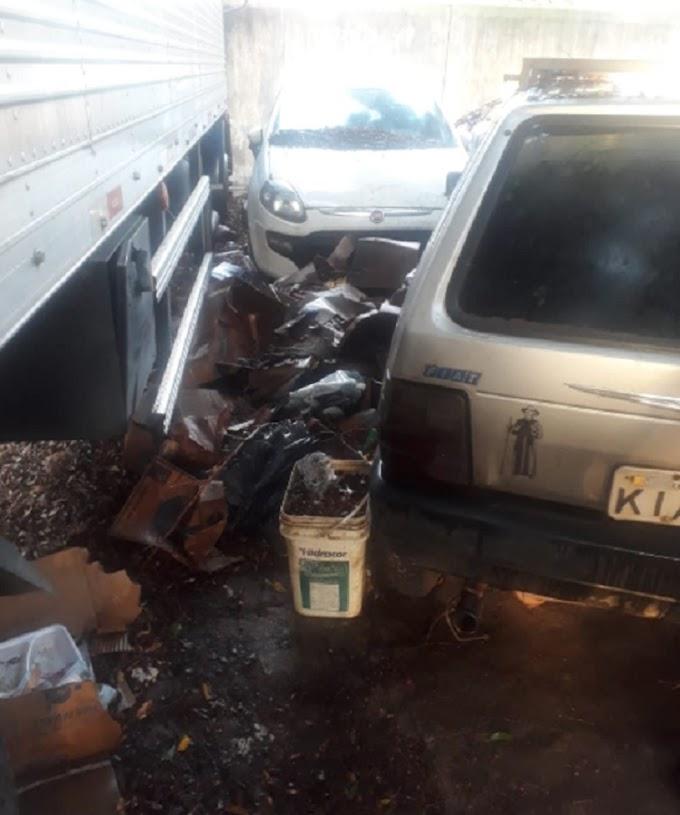 Prédios públicos e ambulância da prefeitura de Juazeiro do Norte, no Ceará, são atacados na madrugada